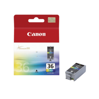 Canon CLI-36 Color Ink Original Cartridge