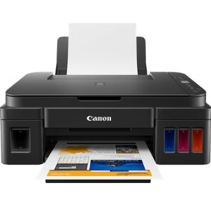 Canon PIXMA G3400 A4 Colour Multifunction Inkjet Printer