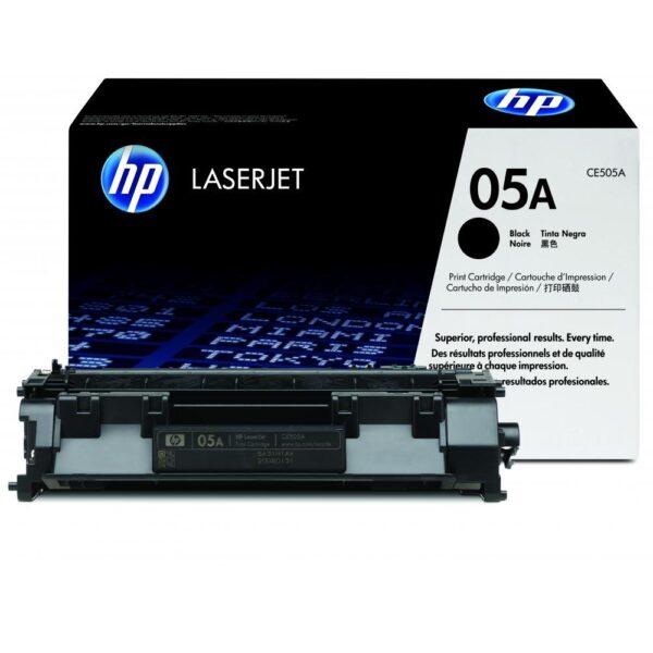 HP 05A Black Toner LaserJet (CE505A)