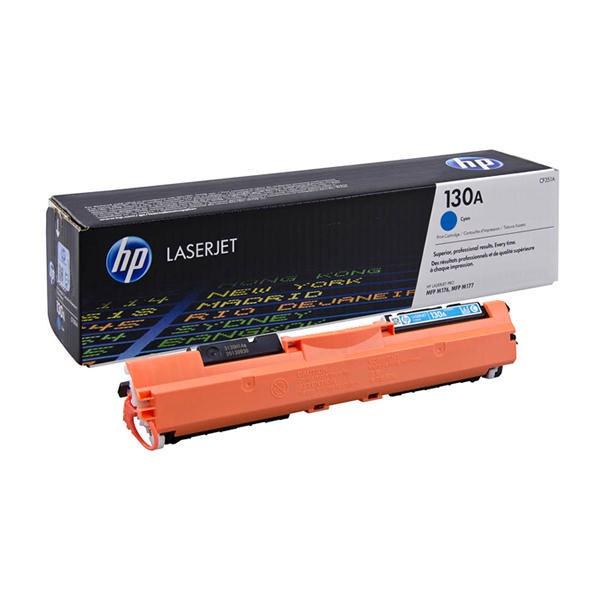 HP 130A Cyan Toner Original LaserJet (CF351A)