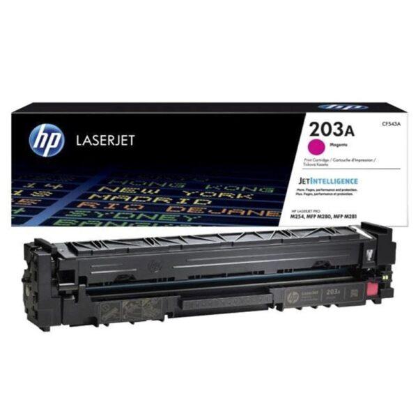 HP 203A Magenta Toner LaserJet (CF543A)