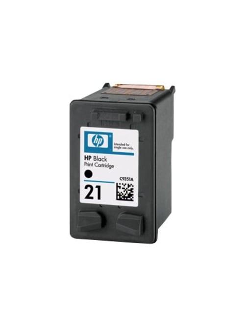 HP 21 Black Original Ink Cartridge C9351AA