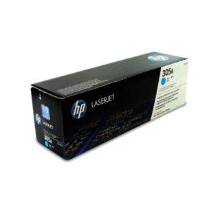 HP 305A Cyan Toner LaserJet Cartridge (CE411A)
