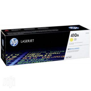 HP 410A Yellow Toner LaserJet (CF412A)