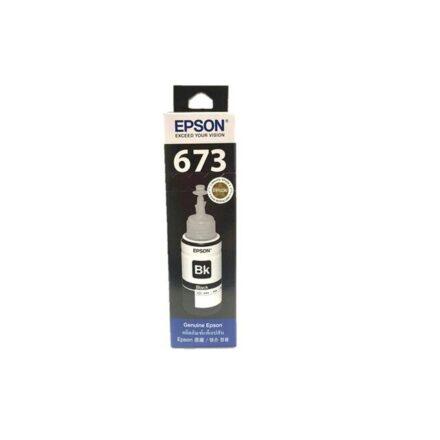 Epson T6731 Black Ink bottle 70ml