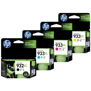 HP 933XL Color Ink High Yield Cartridge