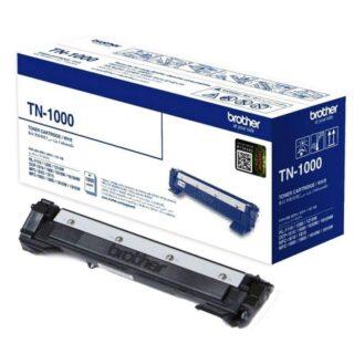 Brother TN 1000 Black Toner Cartridge