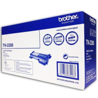 Brother TN 2280 Black Toner Cartridge
