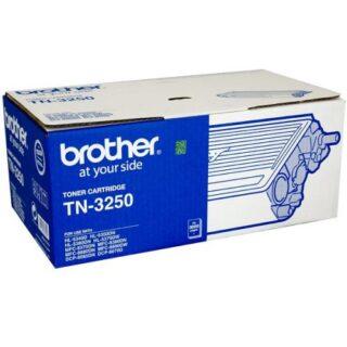 Brother TN 3250 Black Toner Cartridge