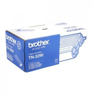 Brother TN 3290 Black Toner Cartridge