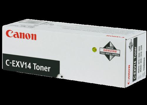 Canon C-EXV14 Black Original Laser Toner Cartridge