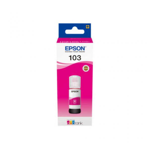 Epson 103 EcoTank Magenta Ink Bottle 65 ml