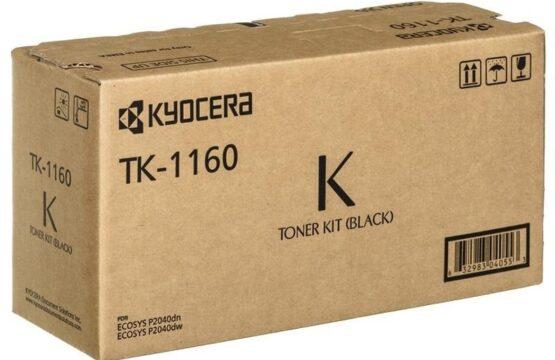 Kyocera TK-1160 Black Toner Cartridge