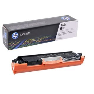 HP 126A Black Toner Original LaserJet (CE310A)