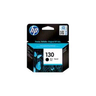 HP 130 Black Ink Original Cartridge (C8767HE)