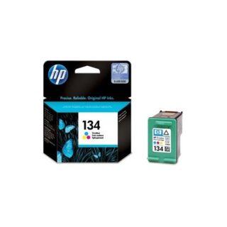 HP 134 Tri-color Ink Original Cartridge (C9363HE)