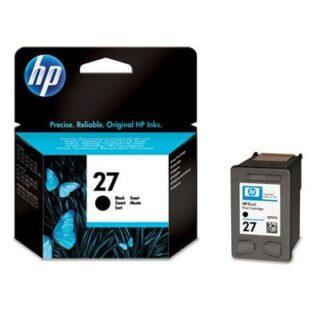 HP 27 Black Ink Original Cartridge (C8727AE)
