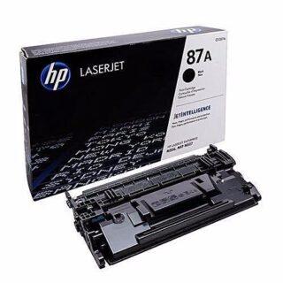 HP 87A Black Toner Original LaserJet (CF287A)