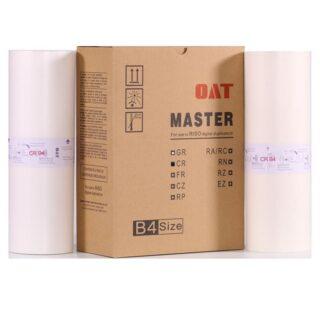 RZ/RV B4 Digital Duplicator Master Paper for Rz 220
