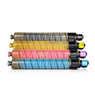 Ricoh Aficio MP C4500 B/C/Y/M Toner Cartridge