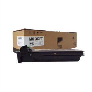Sharp MX-312FT Black Toner Cartridge