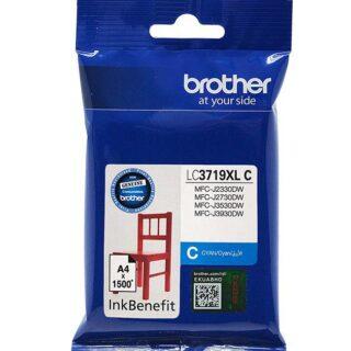 Brother Ink Cyan LC3719XL Cartridge Color Original