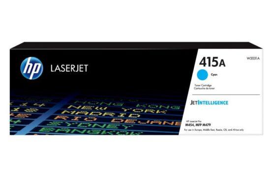 HP 415A Cyan LaserJet Toner (W2031A)