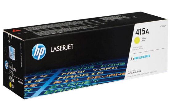 HP 415A Yellow LaserJet Toner (W2032A)