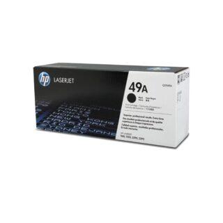 HP 49A Black Toner Original LaserJet Cartridge (Q5949A)