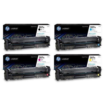 HP 207A Toner Pack (W2210A W2211A W2212A W2213A)