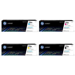 HP 216A Toner Pack (W2410A W2411A W2412A W2413A)