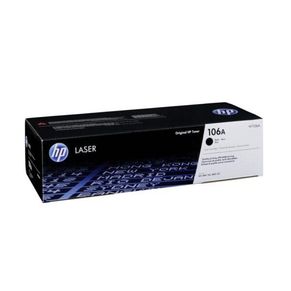 HP 106A Black Toner Laserjet (W1106A)