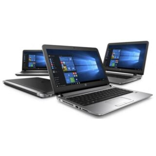 HP ProBook 430 G3 Notebook 8GB RAM DDR3 and 500GB HDD