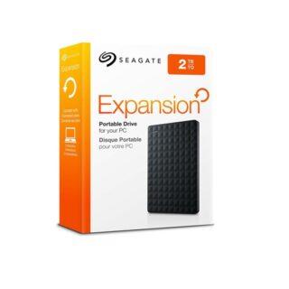 Seagate Expansion 2TB Portable External Hard Drive USB 3.0