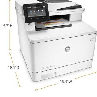 HP Color Printer M283fdn MFP LaserJet Pro
