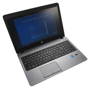 "HP ProBook 450 G1 Core i5 4gb RAM 500GB HDD 15.6"" Display"