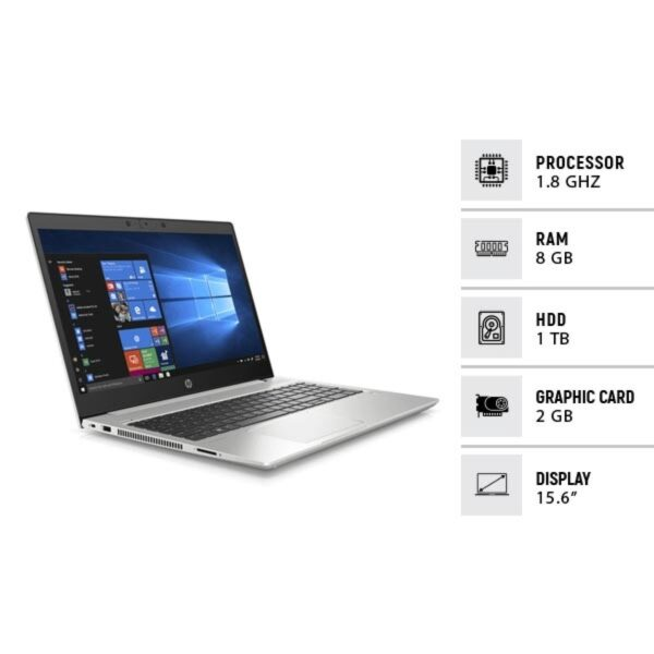 HP Probook 450 G7 Core i7 1TB 8GB RAM