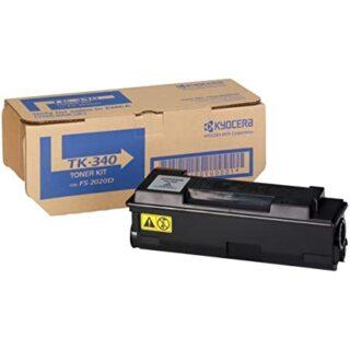 Kyocera TK-340 Black Toner Laser Cartridge